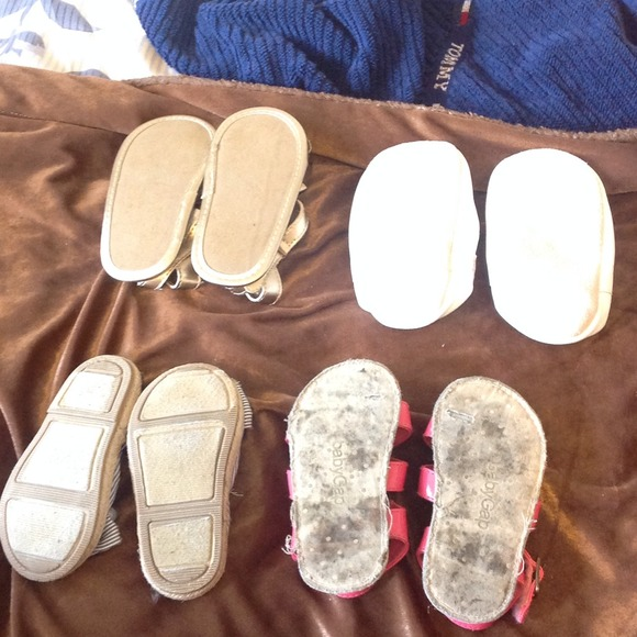 off old navy baby gap Shoes Babygirl summer shoe
