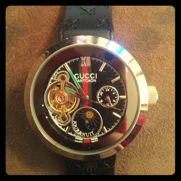 black timeless g resistant gucci dp dial watches water date watch