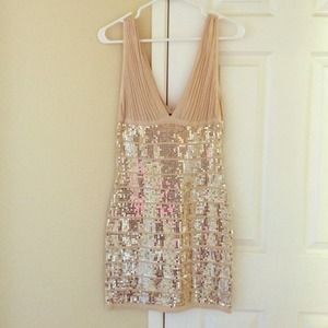 Beautiful Sequin Bodycon Dress
