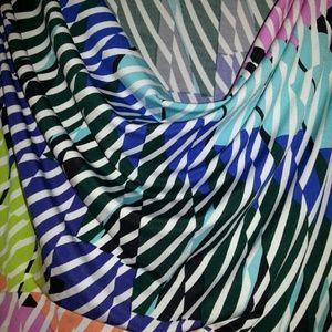 London Times Dresses - Spring draped dress