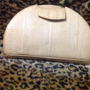 Animal skin bag by J. Renee