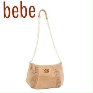 bebe Handbags - 🌼SALE🌼 ✨NWT✨ Beautiful Taupe Maime Crossbody Bag