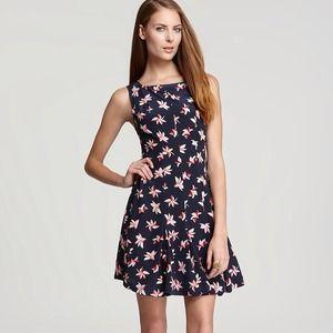 Joie Silk Floral Dress