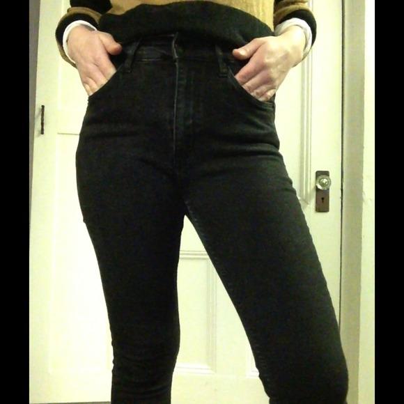 Skinny Jeans H&m Denim