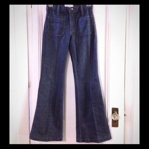 Habitual high waist wide leg jeans