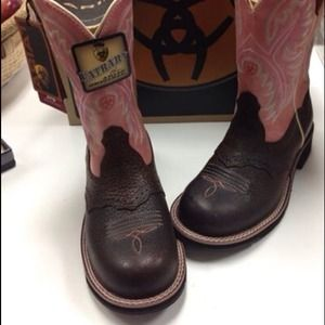 Ariat Showbaby Boots - Boot Hto