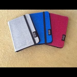 Other - Tablet Cases Red, Blue & Silver