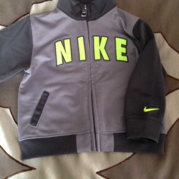 72 Off Nike Other Nike Sweat Suit For Baby Boy From