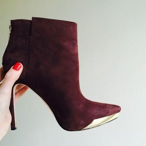 Rachel Roy Shoes - Rachel Roy Suede Ankle Boots 2