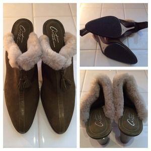 Designer Boutique Slip-ons