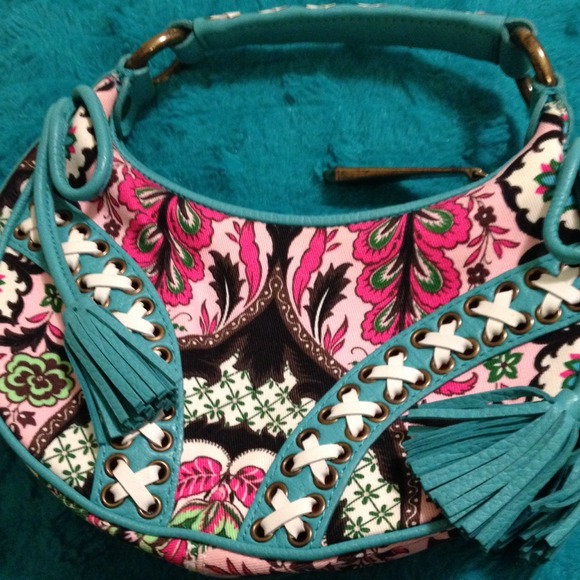 Authentic Isabella Fiore small shoulder bag.