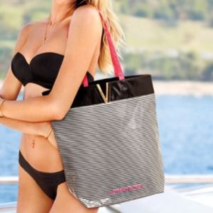 Victoria Secret St. Barth tote