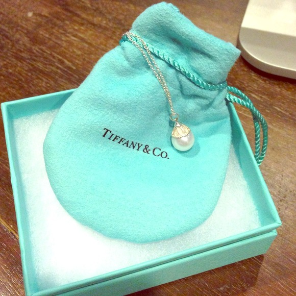 7587d1035 Tiffany & Co. Jewelry   Tiffany Co Ziegfeld Collection Pearl Pendant ...