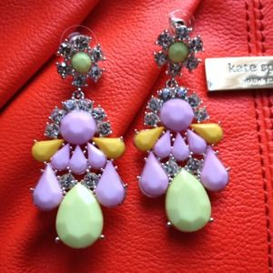 PM Editor Pick Spring Statement earrings