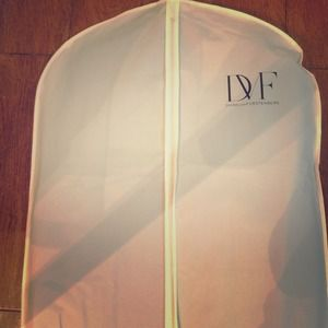 FOR SALEAUTHENTIC DVF GARMENT BAG