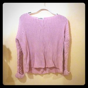 Sabo Skirt Pink Sweater