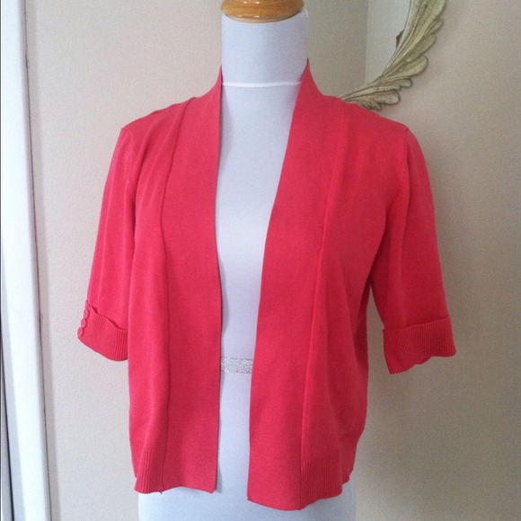 70% off 89TH & MADISON Sweaters - 89th & Madison bright pink ...