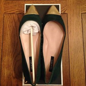 Shoemint Cap Toe Flats
