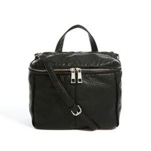 BRAND NEW ASOS boxy bag w/top handles (OOS)