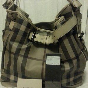 BURBERRY Bags - ORIGINAL BURBERRY HANDBAG 7728ef2a78061