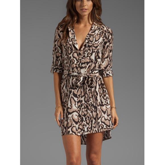 9694c95613 Diane von Furstenberg Dresses   Skirts - ✅DIANE VON FURSTENBERG Prita Dress  in Leopard Bark