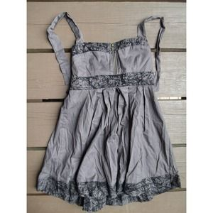 Forever 21 Dresses & Skirts - Gray fit and flare dress
