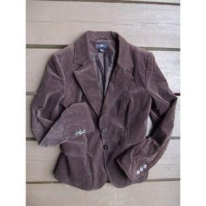 H&M Jackets & Blazers - Brown corduroy blazer