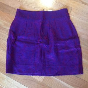 Urban Outfitters Fitted Skirt