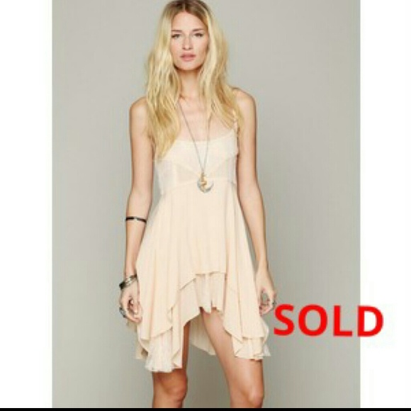 39% off Free People Dresses & Skirts - Pieced lace tunic | free ...