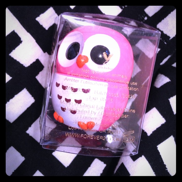 Forever 21 Accessories - Owl lip balm