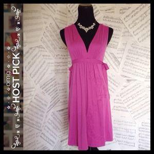{Billabong} Magenta Dress