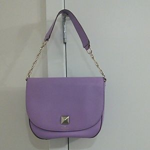 Kate Spade Bond Street Sawyer Purple Shoulder bag