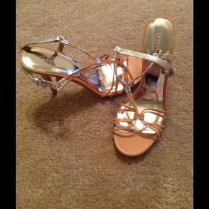 Brand New Coach Lana VEG sandals