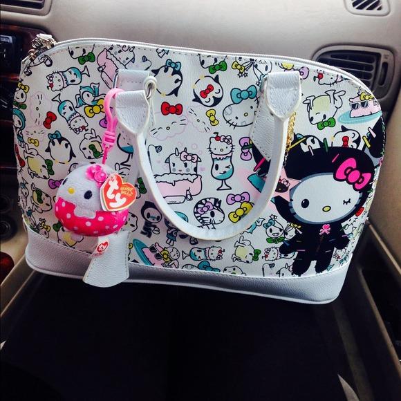 8936559a8cfe Not for sale tokidoki hello kitty bag