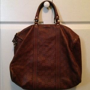 Gucci Guccissima Joy Boston Bag-AUTHENTIC