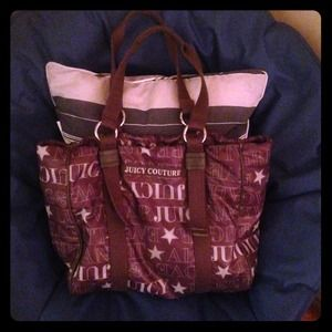 Juicy Couture Handbags - Juicy Couture Tote bag