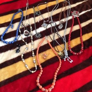 Jewelry - One of this free with any purchase. You pick