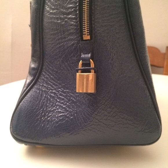 51% off YSL Handbags - $SOLD ON EBAY$ AUTHENTIC YSL Majorelle ...