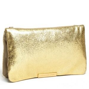 Marc by Marc Jacobs Raveheart Clutch in Gold