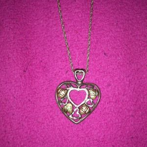I am selling a Black Hills Gold necklace!
