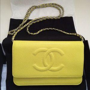 prada beige handbag - CHANEL - Chanel WOC (Wallet On Chain) from !\u0026#39;s closet on Poshmark