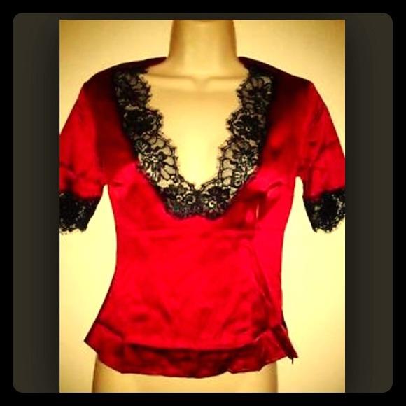 Silk Blouse Victoria'S Secret 66