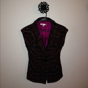 CAbi work suit vest