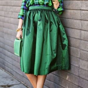 Brand new Emerald skirt