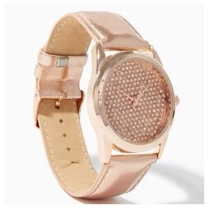 Rose gold Style Watch