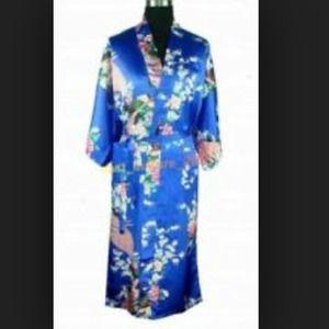Other - Royal Blue Kimono Robe