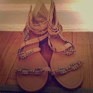 Shoes - Simple summer sandals
