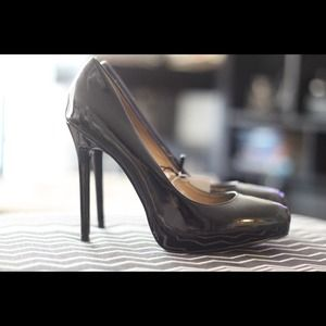 Zara Shoes - [nwt] ZARA patent leather court shoes