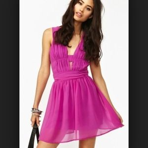 Keepsake the Label Love Struck mini dress