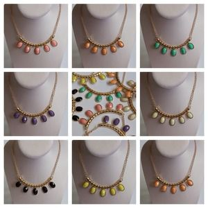 ESSENTIAL Oval Beads NECKLACE {you pick!}